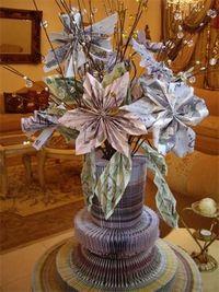 Подарок на свадьбу - денежное дерево