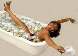 Денежная ванна